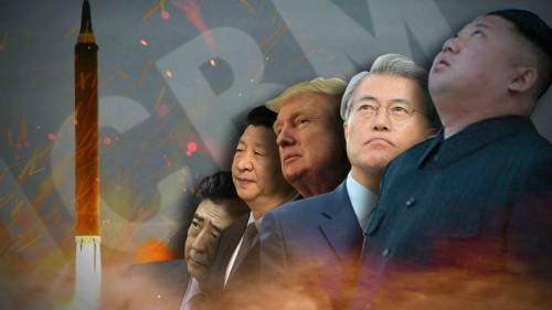 """""""北·美·주변국간 군사적 충돌 내년 美 8대 안보위협 중 하나"""""""
