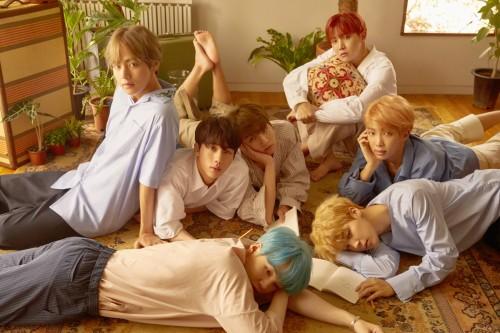 방탄소년단 인기 유럽에서도 들끓어…英 앨범차트 14위 기록