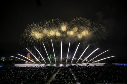 포항국제불빛축제 2018