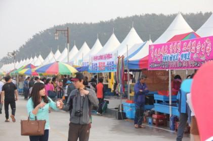 서천 자연산 광어·도미축제 2018