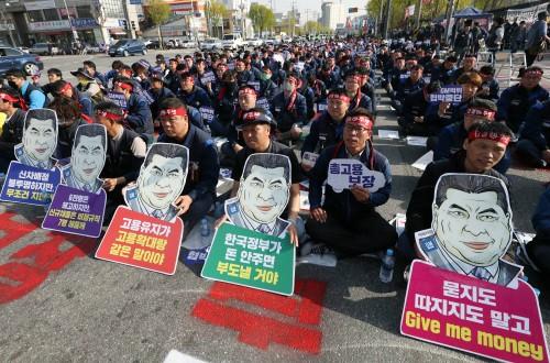 한국GM, 법정관리 수순…주말 '막판 타결'로 반전 가능할까