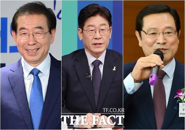 민주당, 서울 박원순·경기 이재명·광주 이용섭 공천 확정