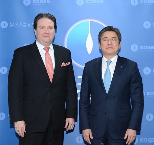 韓·美 에너지 협력 논의