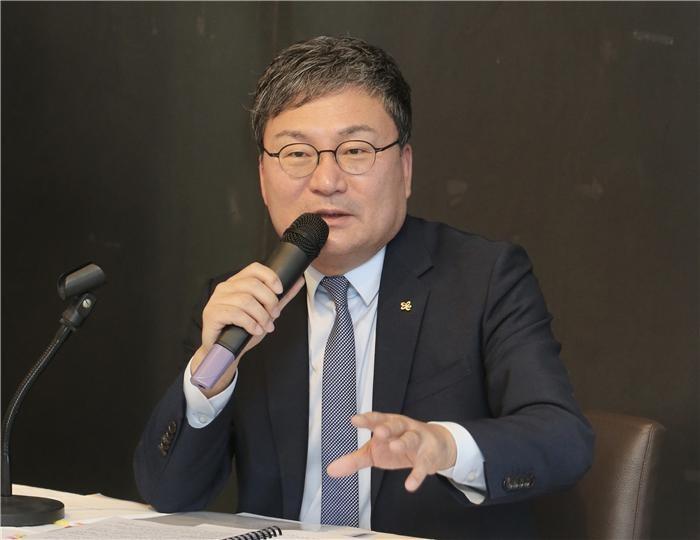 """이상직 중진공 이사장 """"P-CBO 도입 추진…일자리 기업 속도감 있게 지원"""""""