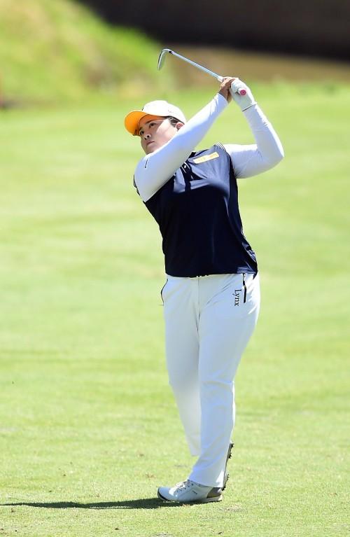박인비, LPGA 투어 LA 오픈 최종일에서 공동 2위 달려...세계 랭킹 1위 탈환 목표