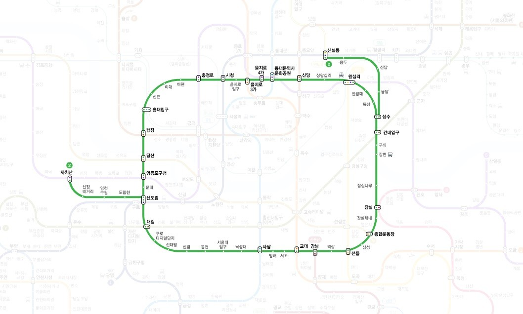 2호선, 신림역 안전문 고장으로 운행 지연…열차지연증명서 잊지마세요!