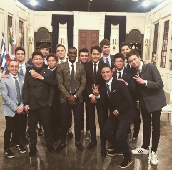 정우성, 비정상회담 11개국 출연진 오징어 만든 사연은?