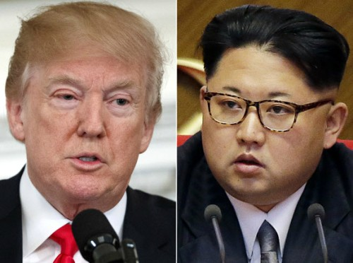 """트럼프""""김정은에게 동결아닌 조속한 핵무기 폐기 요구할 예정"""", WSJ보도"""