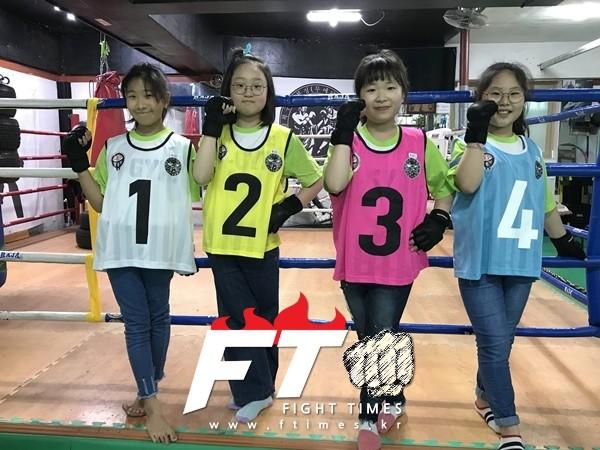 WKA KOREA, '어린이 서포터즈 1기' 출범…라운드걸 대신 무대 선다