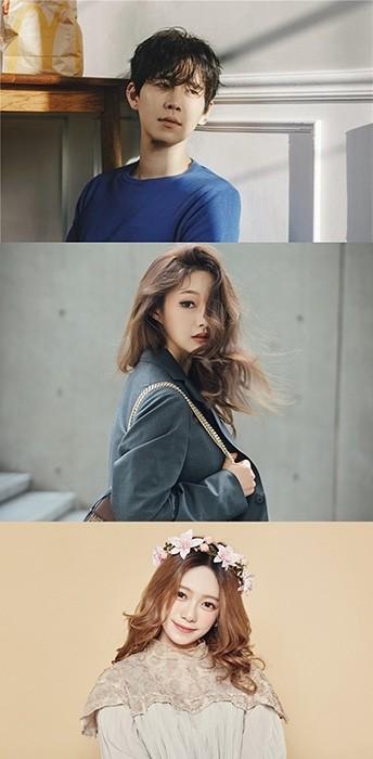 장한별-박은혜-김재인, 웹예능 '고독한 시사회' MC 발탁 '완벽 케미 자랑'