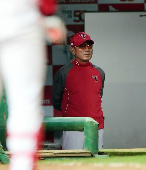 안치홍·이범호의 이탈…김기태 감독은 속상하지만 참는다