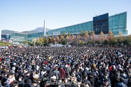 지스타 2018, 부산 백스코에서 11월 15일 열린다