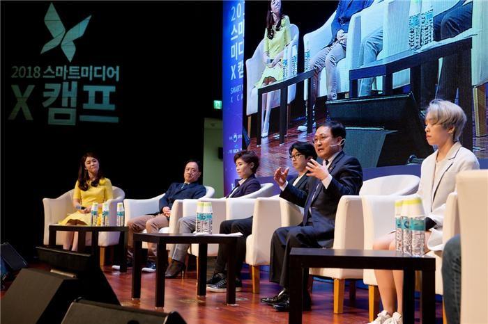 """유영민 장관 """"5G 주파수 경매, 최대한 균등배분"""""""