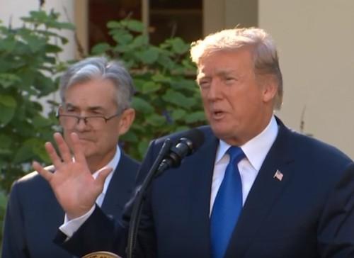 불 놓으려는 트럼프 vs 불 끄려는 연준…금리 엇박자