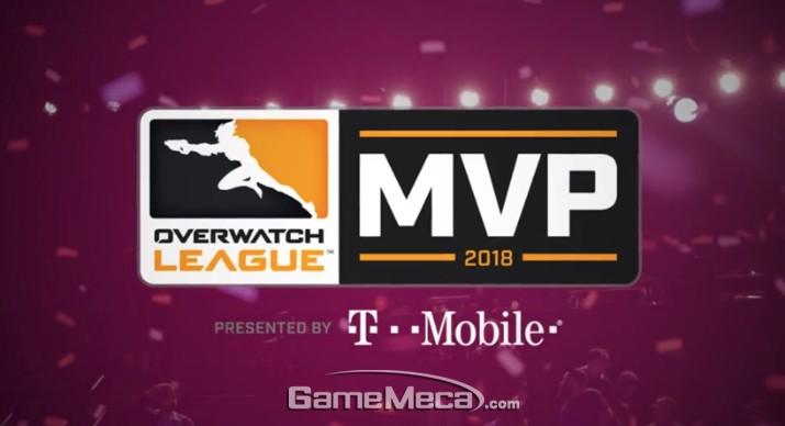 당신의 선수를 뽑아주세요, '오버워치 리그' MVP 투표 시작