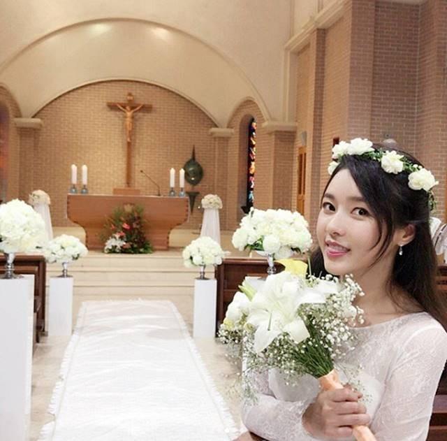 """오지은, 4살 연상의 남편과 알콩달콩 근황 공개 """"여유와 힘 생겨"""""""