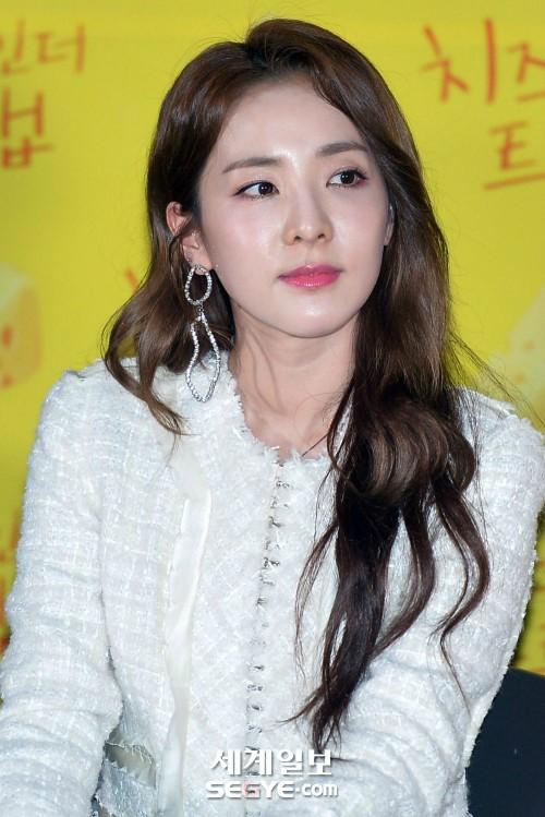 '미미샵' 산다라박, 박봄 근황 묻는 말에…'노 코멘트'