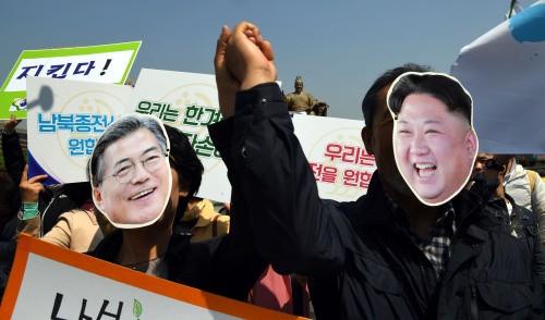 """""""전쟁 NO, 평화 YES""""… 국민들이 제안한 의제는"""