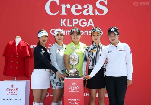 제40회 KLPGA 챔피언십을 통해 돌아본 한국여자프로골프 40년