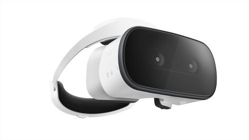 레노버, VR 헤드셋 '미라지솔로' 출시…미래기기 분야 사업 확대
