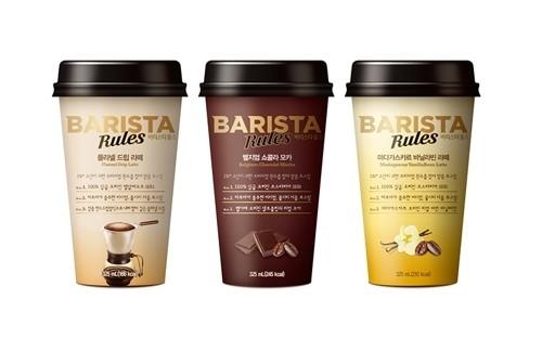 매일유업, 컵커피 '바리스타룰스' 회수 이유는?