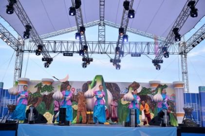남해 보물섬 마늘축제&한우잔치 2018