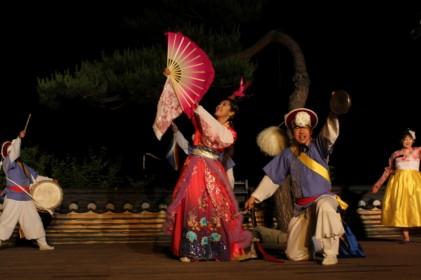 한옥자원활용 야간상설공연 전통연희극 춤추는 상쇠 - 필봉아리랑 2018