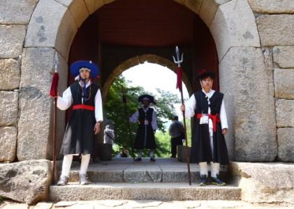 금정산성 역사문화축제 2018
