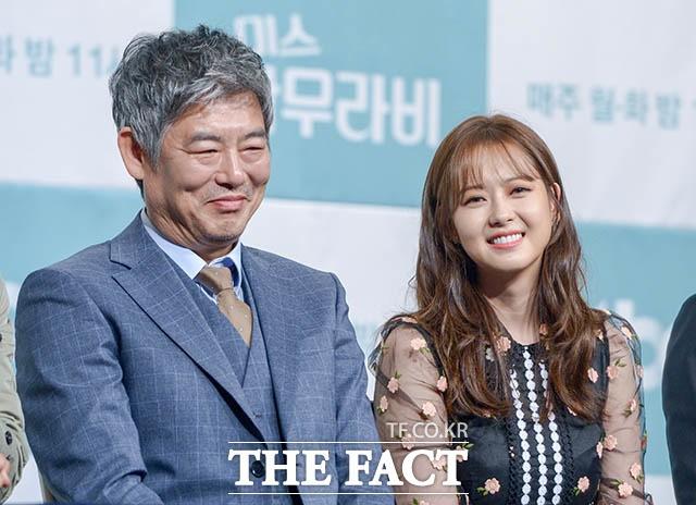 성동일-고아라, 판사 선후배로 만난 '응사 부녀'