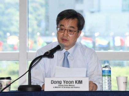 김동연 최저임금 인상