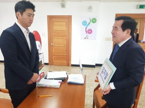 후보등록 첫날… 충남지사 3명· 충남교육감 2명·천안갑·병 국회의원 7명