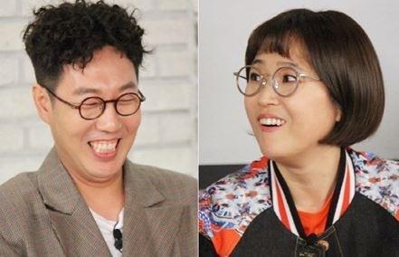 """'해피투게더' 김영철-송은이, 진짜 썸타나? """"수시로 느낀다"""""""