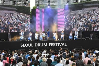 서울드럼페스티벌 2018