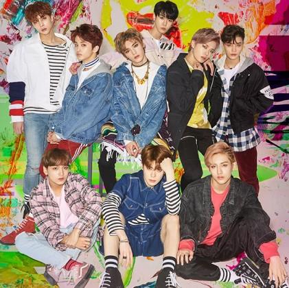 NCT 127, 日 데뷔 앨범 'Chain' 오리콘 데일리 차트 1위 쾌거