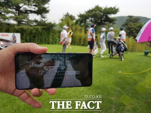 '박세리는 알아요'…골알못이 사용해본 'U 골프'