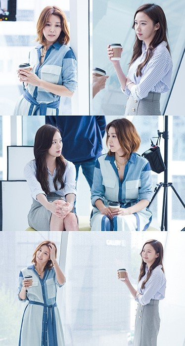 '슈츠(Suits)' 채정안X고성희, 이 언니들의 멋진 오피스 라이프