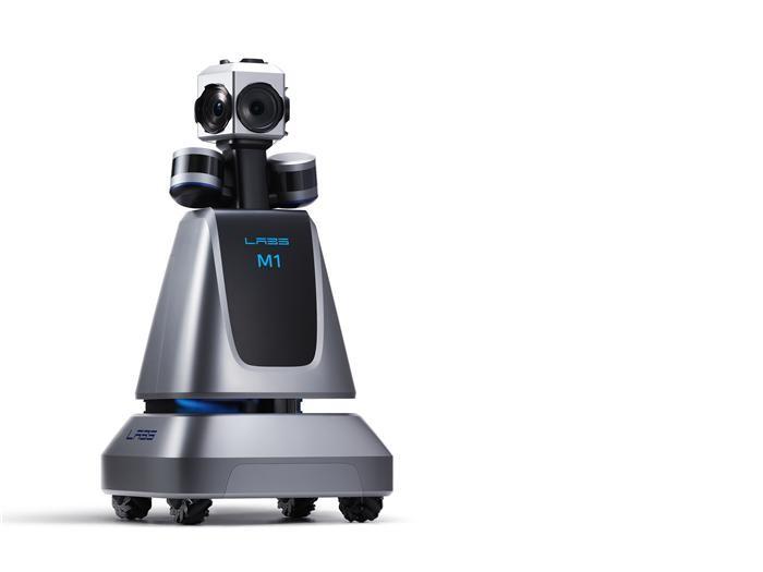 현대중공업지주-네이버랩스, 공항·쇼핑몰 서비스 로봇 만든다