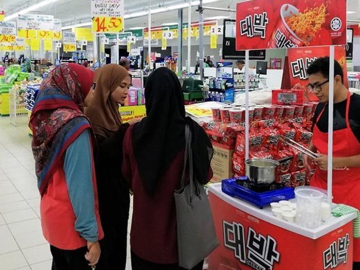 무슬림 식탁 노리는 식품업계 '할랄' 시장 정조준