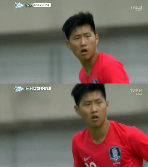 '2018 툴롱컵' 프랑스전 1-4 대패에도 빛난 이강인 '발렌시아의 미래'
