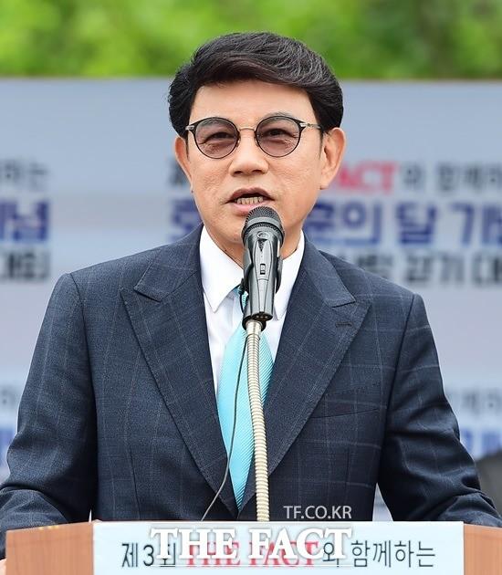 설운도, 차기 가수협회장 출마…장은숙 등 '3파전 예고'