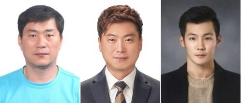 LG복지재단, '화재 현장' 의인 3명에 'LG 의인상' 전달