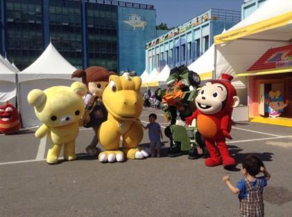 서울국제만화애니메이션페스티벌 (시카프) 2018