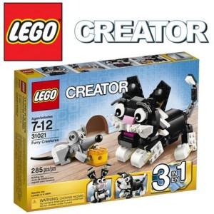 레고 크리에이터 31021복실복실 고양이