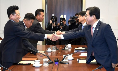 남북통일농구, 7월 평양 가을엔 서울서 열린다