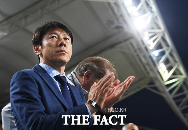'1승 2패' 극과 극 아시아팀, 신태용호는?