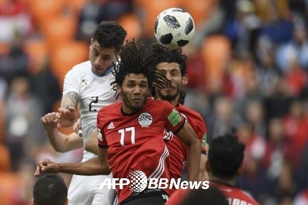 벼랑 끝 이집트, 살라 복귀로 개최국 러시아 잡을까