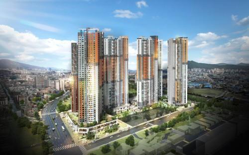 호반건설, 경기도 군포시 '군포10구역 도시환경정비사업' 시공사로 선정