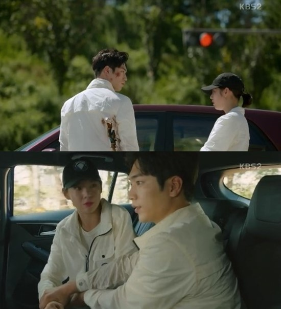"""'너도 인간이니' 공승연, 서강준 정체 알고 충격…""""넌 뭐냐"""""""