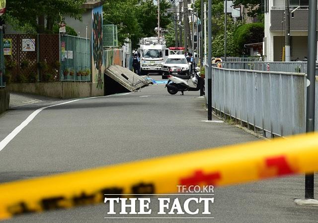 """일본 오사카 지진…누리꾼 """"모두들 무사하길"""""""