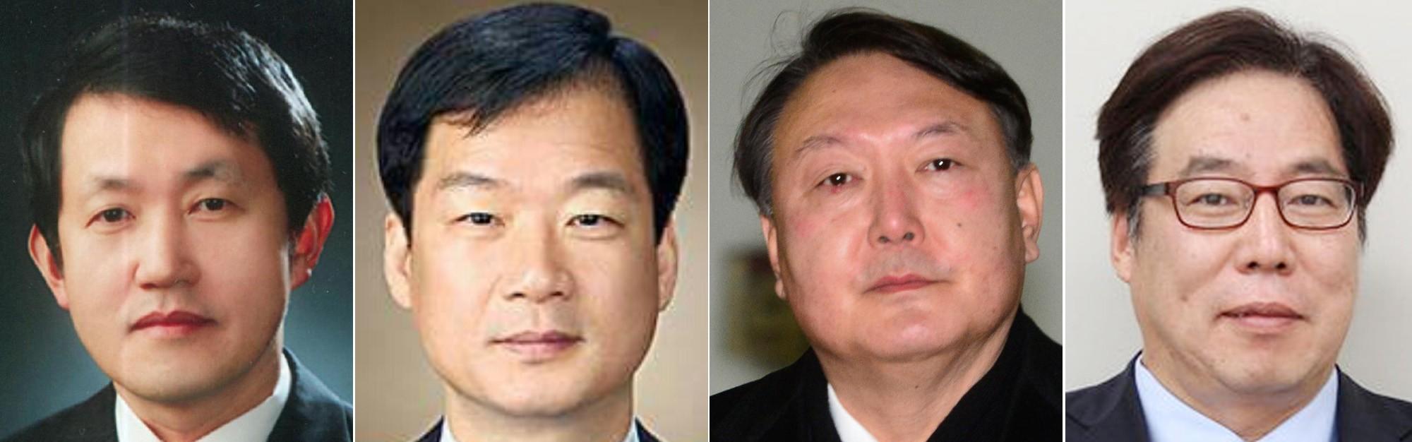 윤석열 유임·윤대진 발탁 '적폐 수사' 힘 싣기